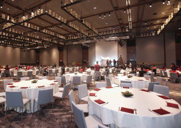 new world petaling jaya hotel pillarless grand ballroom