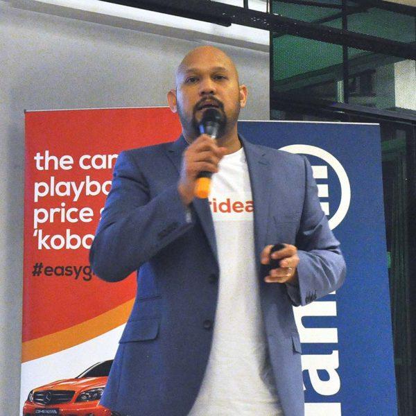 rideasy malaysia online car sharing service provider ceo nizran kudus