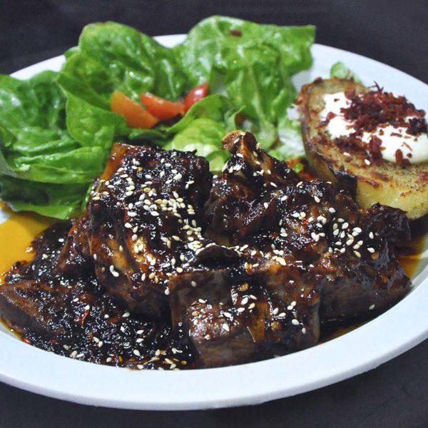stiq wangsa maju western food kambing lambak
