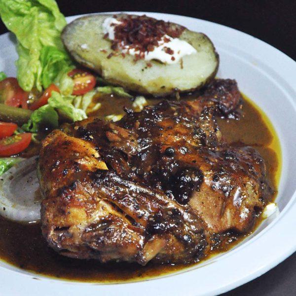 stiq wangsa maju western food peri-peri chicken