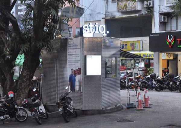 stiq wangsa maju western food stall