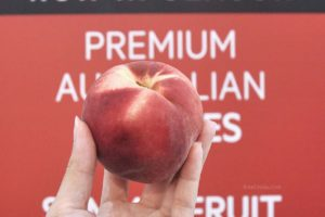 Australian Cherry And Summer Fruits Season With Taste Australia Campaign