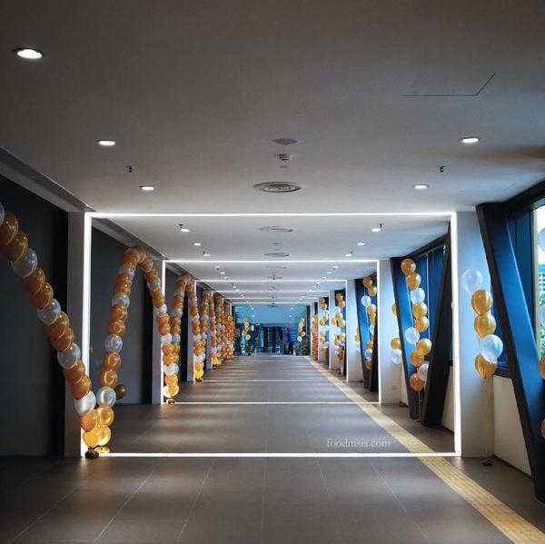 Taman Mutiara MRT Station Linkbridge With Cheras LeisureMall