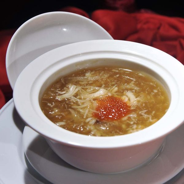 china treasures sdcc chinese new year crabmeat soup