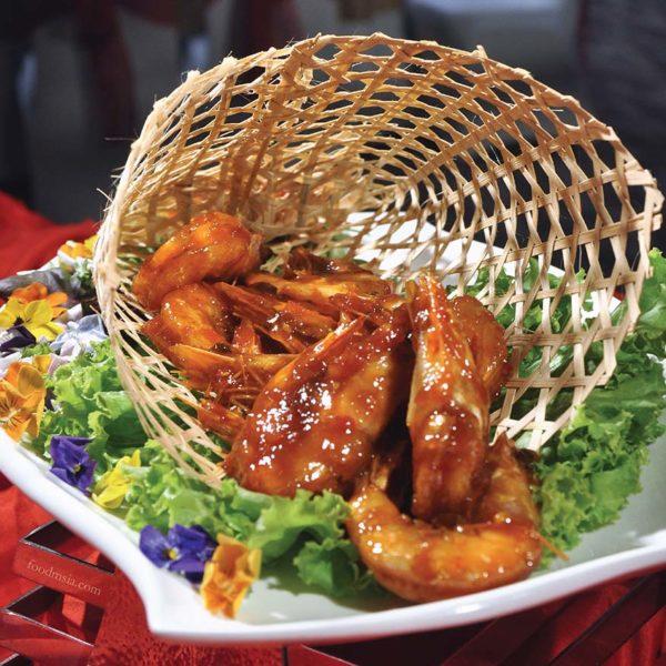china treasures sdcc chinese new year prawn