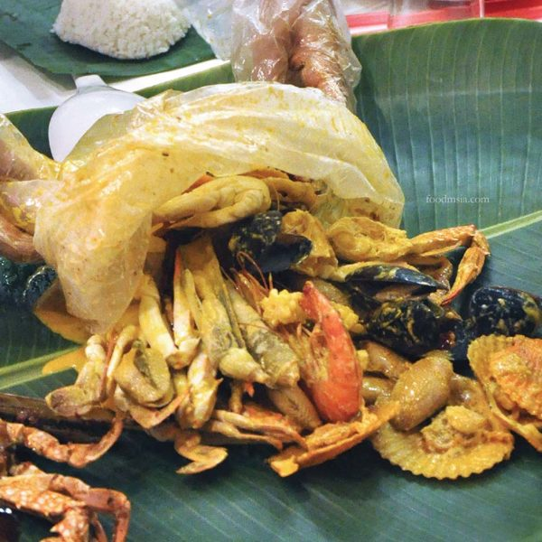 Mongolian Flavored Home Delivery Seafood Feast @ Comot-Comot Seafood