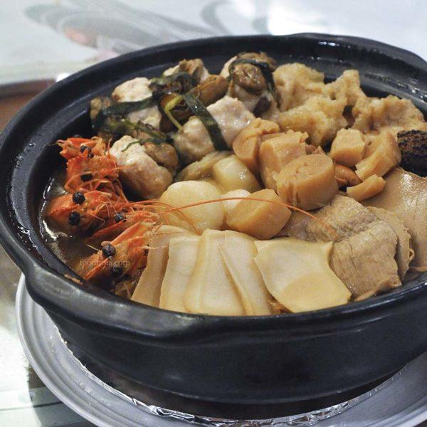 dynasty restaurant renaissance kuala lumpur hotel cny poon choi