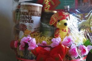 Order Healthy Chinese New Year Hampers @ Koyara