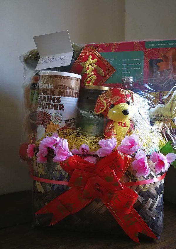 Order Healthy Chinese New Year Hampers @ Koyara