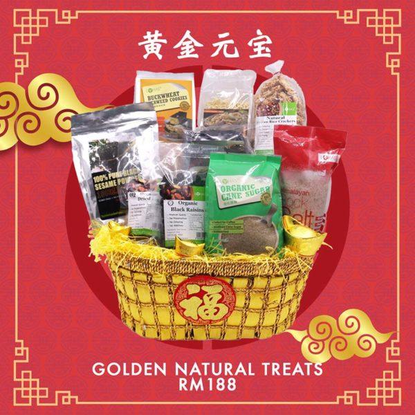 koyara healthy chinese new year hamper golden natural treats