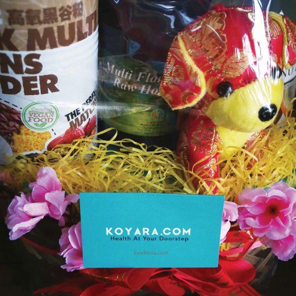 koyara healthy chinese new year hamper order online