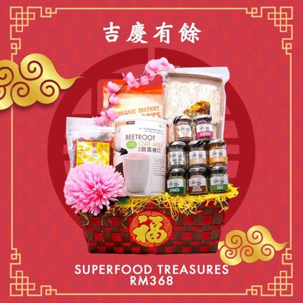 koyara healthy chinese new year hamper superfood treasures
