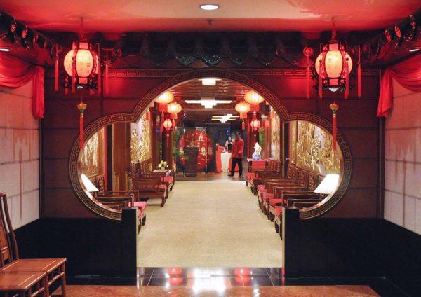 mandarin palace the federal kuala lumpur cny ambiance