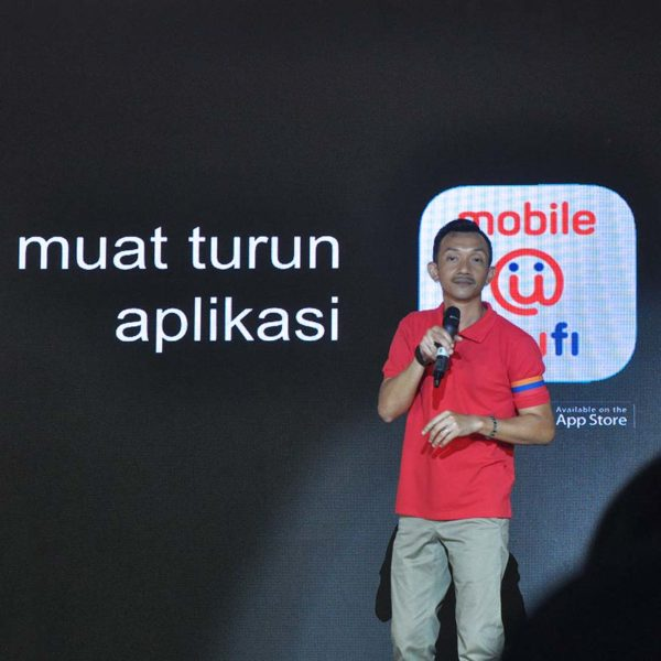 moharmustaqeem mohammed chief executive officer unifi mobile brand repositioning event