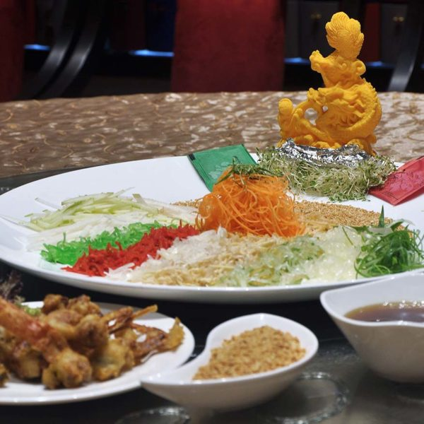 one world hotel zuan yuan chinese new year yee sang crystal pear