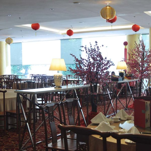 Happiness And Prosperity CNY @ Oriental Chinese Cuisine, Pullman Kuala Lumpur Bangsar