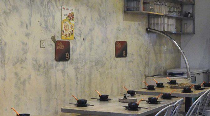 Jim Jom, MAMA Instant Noodles & Mookata @ Soi 19 Thai Steamboat & BBQ