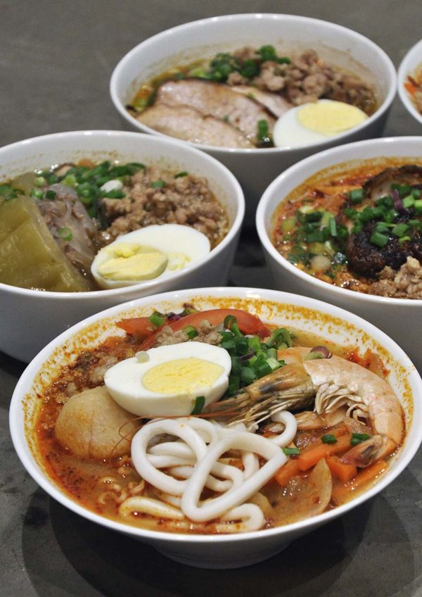 Kuchai Lama Food