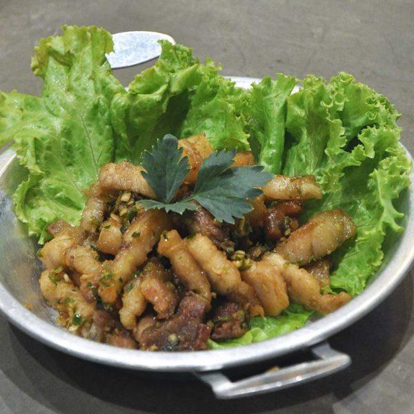 soi 19 thai food kuchai lama spicy pork belly