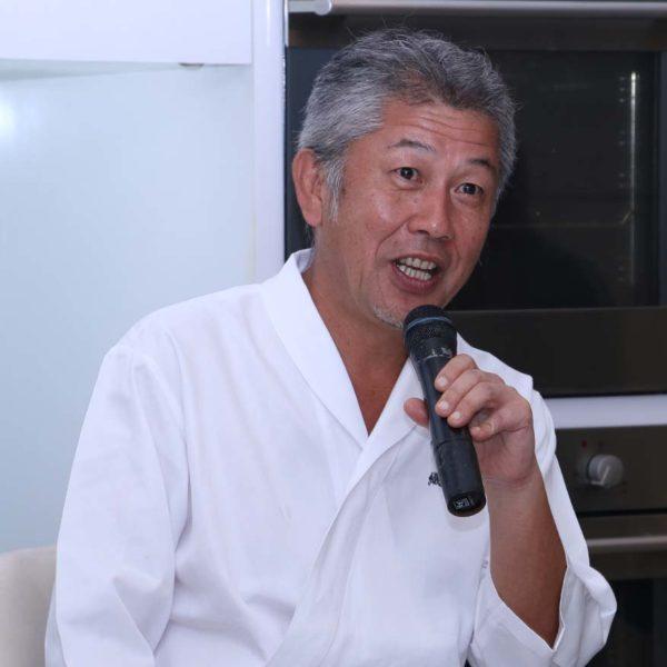 taste of japan sishi oribe master chef mr hideaki oritsuki