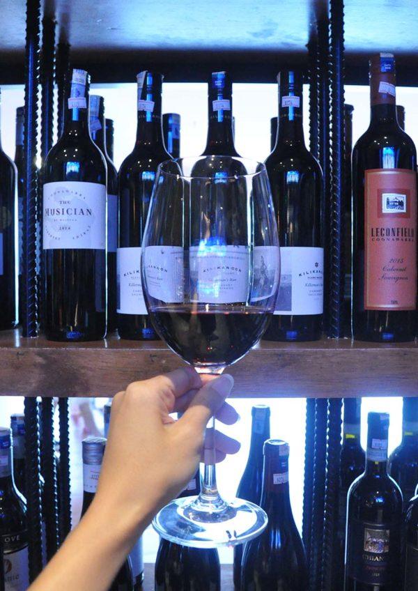 the barn wine bar citta mall alcohol selection
