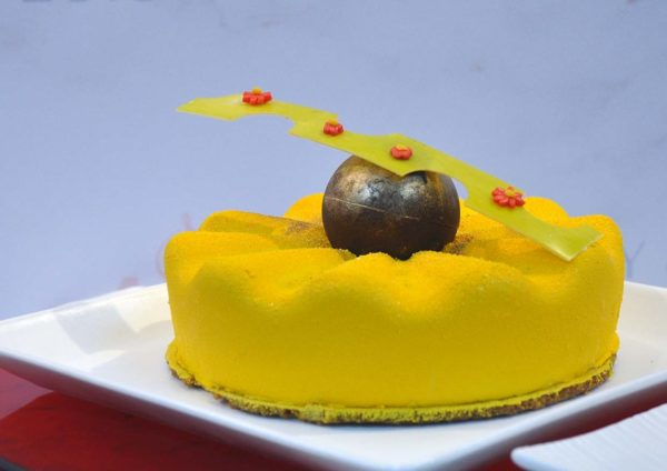 anchor food professionals pastry and culinary challenge 2018 mango cake