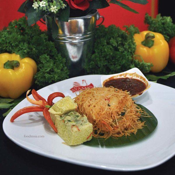 ayamas kitchen ready-to-eat bihun goreng istimewa