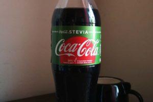 Coca-Cola Stevia With 35% Less Sugar
