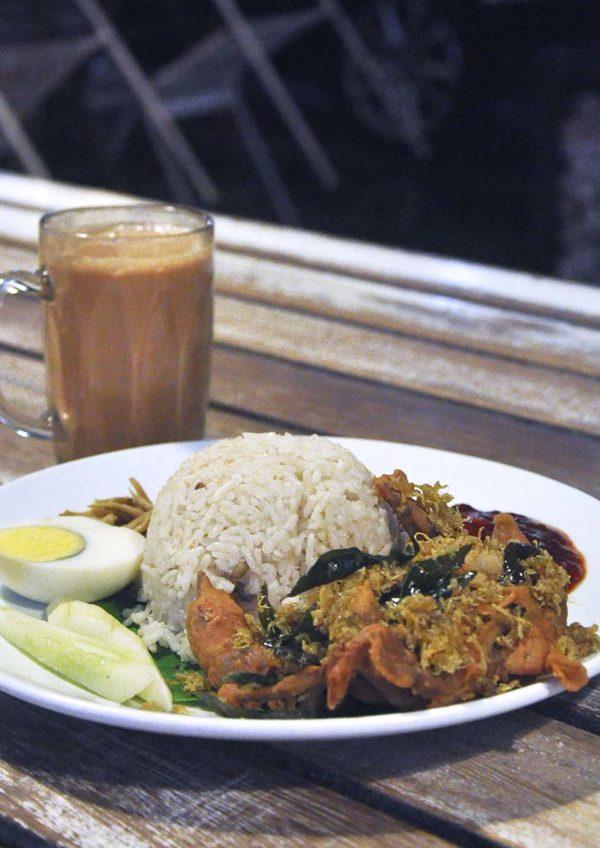 don's warong plaza damas desa sri hartamas johor cuisine nasi lemak kukus