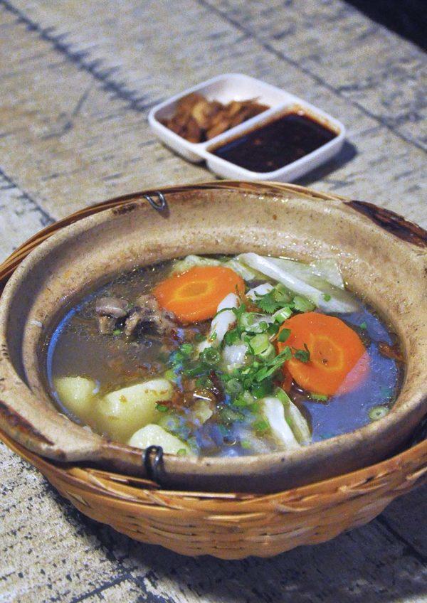 don's warong plaza damas desa sri hartamas johor cuisine sup tulang dw