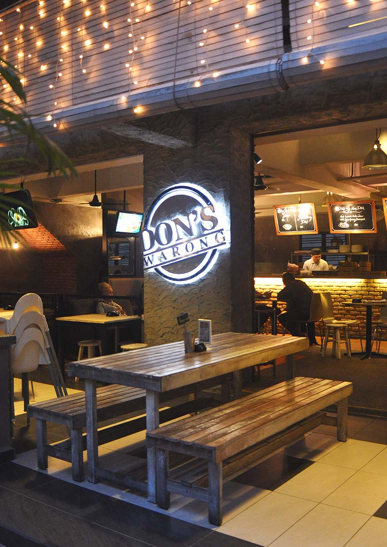 Local Delights Johor Cuisine @ Don's Warong, Plaza Damas, Desa Sri Hartamas