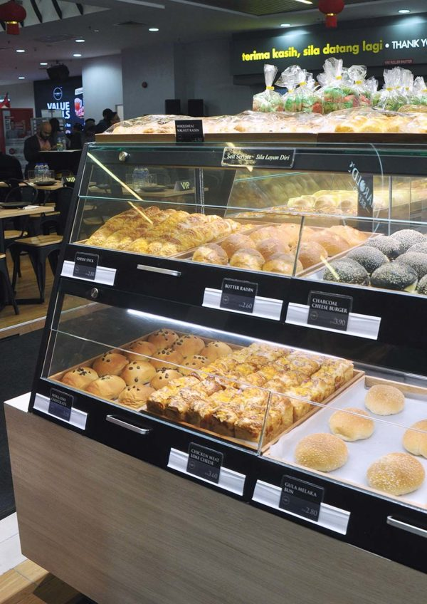 harold's bread bakery mydin usj subang jaya