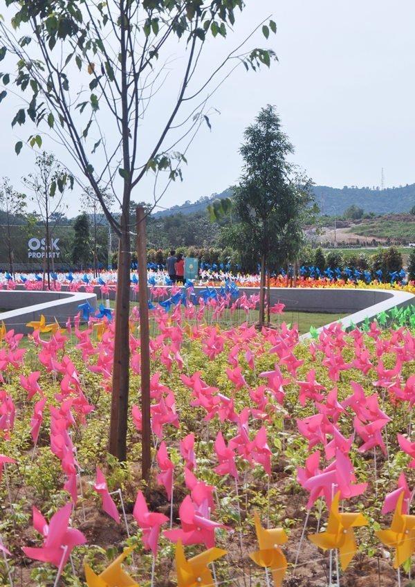 iringan bayu seremban osk property phase1 pastura playground of the wind