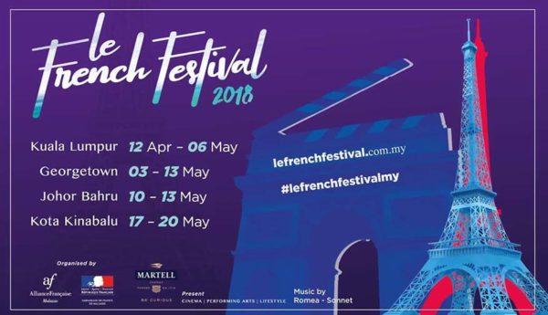 le french festival 2018 malaysia