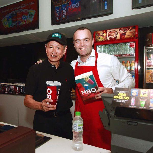 Moviegoers Can Now Enjoy Coca-Cola Beverages @ MBO Cinemas