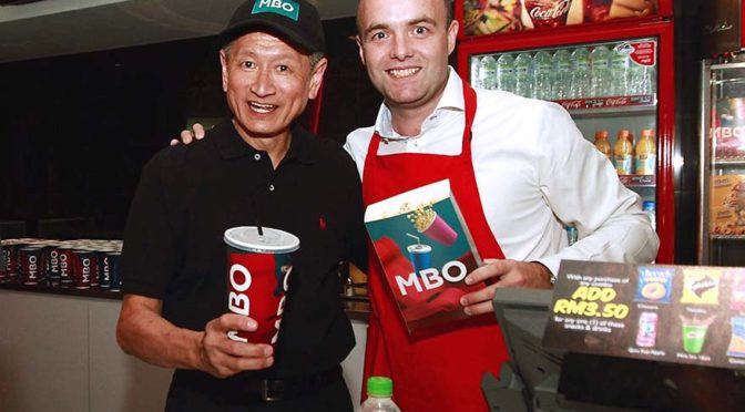 Moviegoers Can Now Enjoy Coca-Cola Beverages @ MBO Cinemas