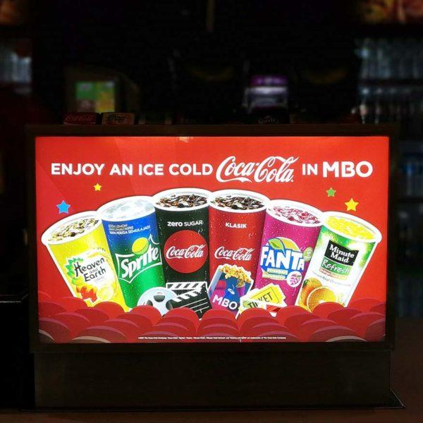 mbo cinemas coca-cola beverages varieties