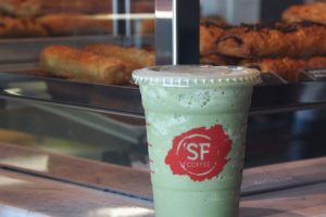 Matcharena, Refreshing Green Tea Frappe @ San Francisco Coffee Malaysia