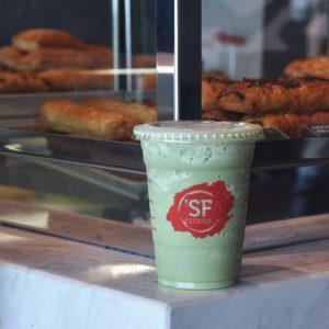 Matcharena, Refreshing Green Tea Frappe @ San Francisco Coffee Malaysia