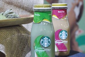 New Tea-Based Bottled Frappuccino @ Starbucks Malaysia