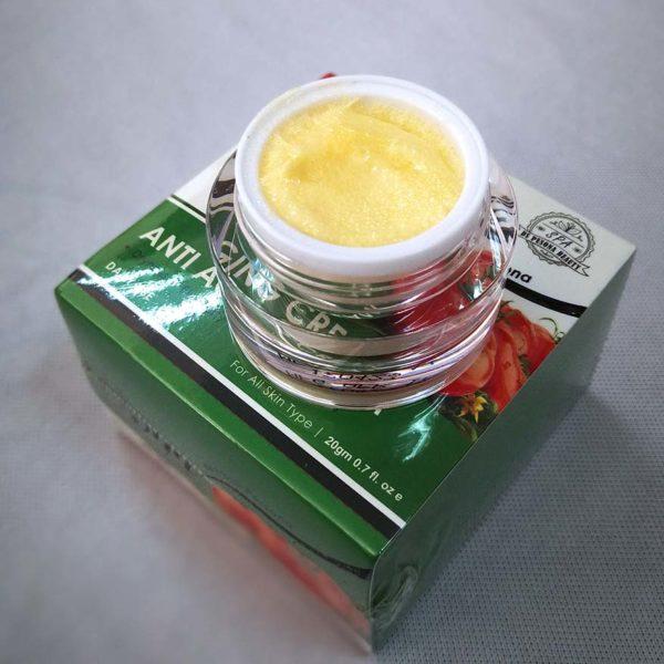 voqq skin care tomato extract facial anti aging cream