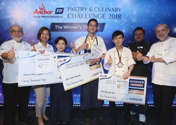 anchor food professionals pastry and culinary challenge 2018 cake winners