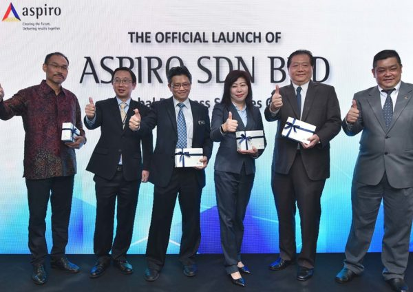aspiro global business services provider msc status launching