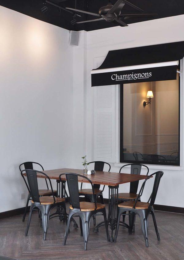 Contemporary European Restaurant @ Champignons, Oasis Square, Ara Damansara
