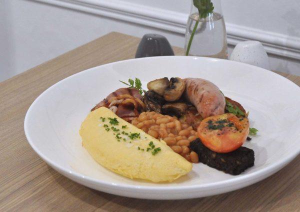 champignon oasis damansara european restaurant signature big breakfast