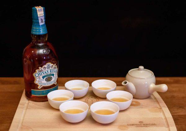 chivas regal mizunara scotch whisky