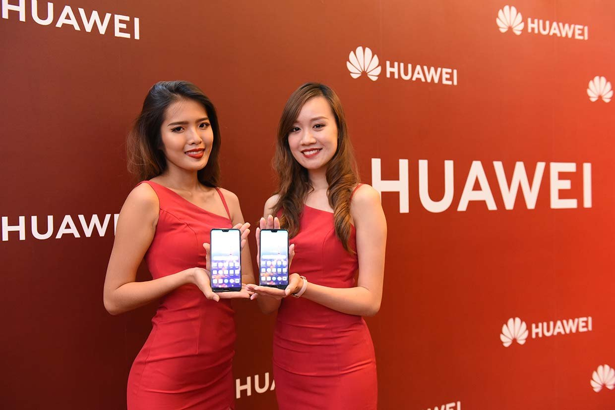 HUAWEI P20 and HUAWEI P20 Pro, Redefine Intelligent Photography