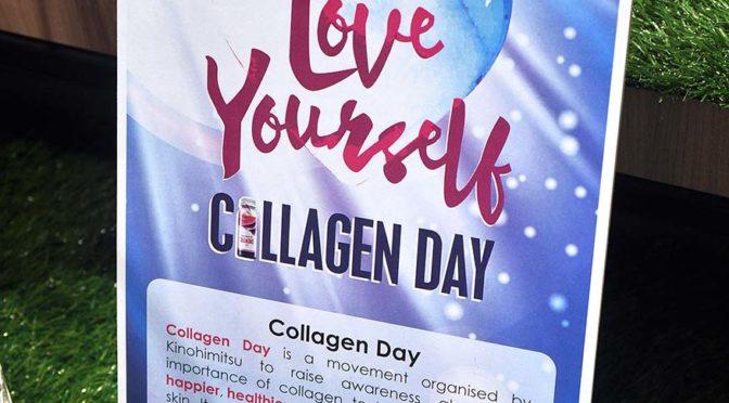 'Love Yourself' Collagen Day @ Kinohimitsu Malaysia