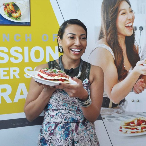 Why Ning, Linora & Francisca Like Mission Foods' New Supersoft Original Wraps