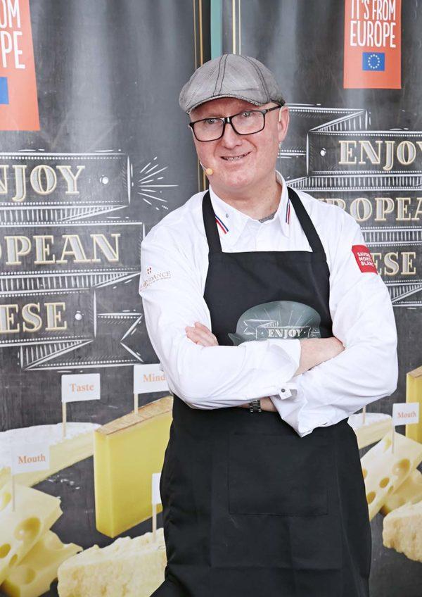 raclette european cheese cocott kuala lumpur chef pierre gay